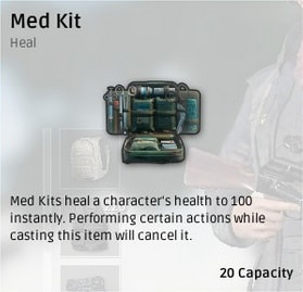 Item Med Kit