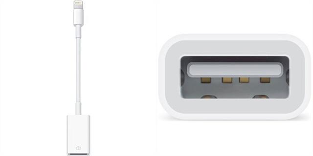 Cáp chuyển đổi Lightning-to-USB camera