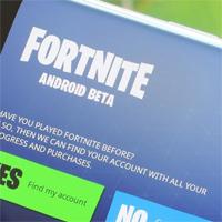 Cách tải và chơi Fortnite trên thiết bị Samsung
