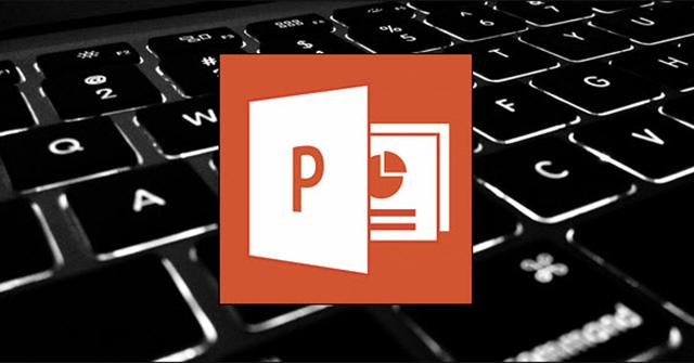 Tổng hợp phím tắt hữu ích trong PowerPoint