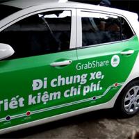 Cách gọi xe ô tô trực tuyến trên GrabShare