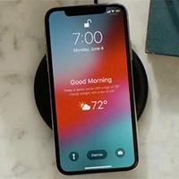 Cách hiển thị thời tiết trên màn hình khóa iPhone