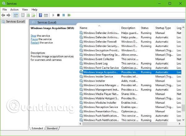 Khắc phục lỗi máy scan không hoạt động trên Windows 10 - Ảnh minh hoạ 2