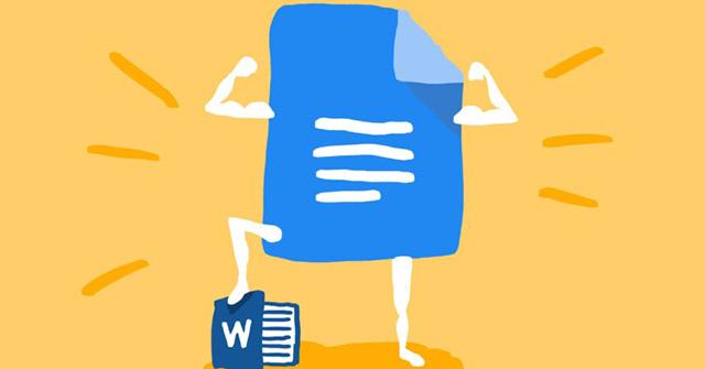 Cách Google Documents giúp bạn trở nên chuyên nghiệp